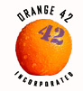 Orange 42 Inc Logo
